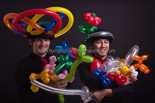 Balloon Modellers & Twisters